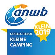 ANWB keurmerk kleine camping 2019
