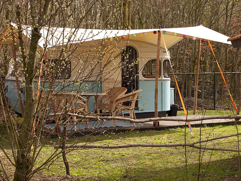 vintage caravan huren
